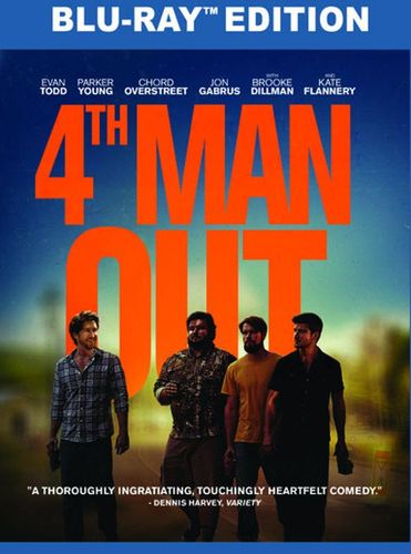 4th Man Out [Blu-ray] [2015] 31627812