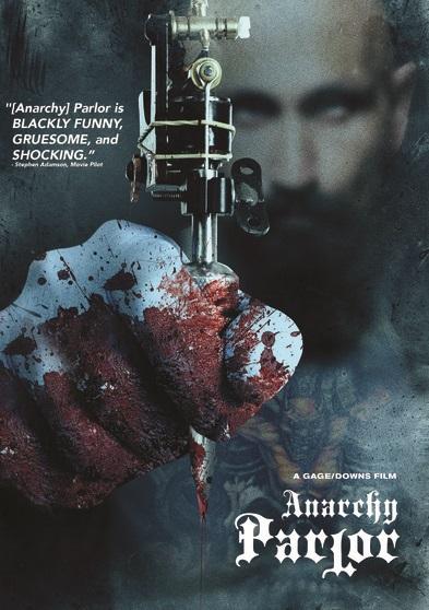 Anarchy Parlor [DVD] [2015] 31627821