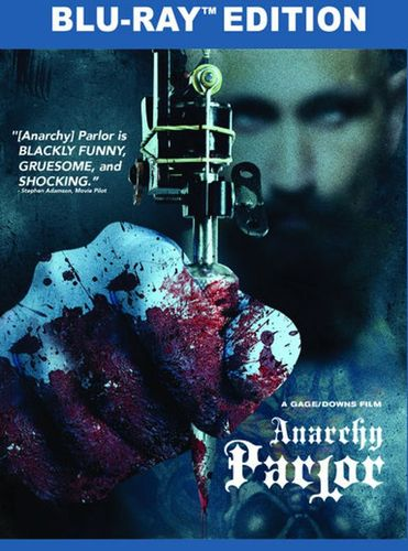 Anarchy Parlor [Blu-ray] [2015] 31627885