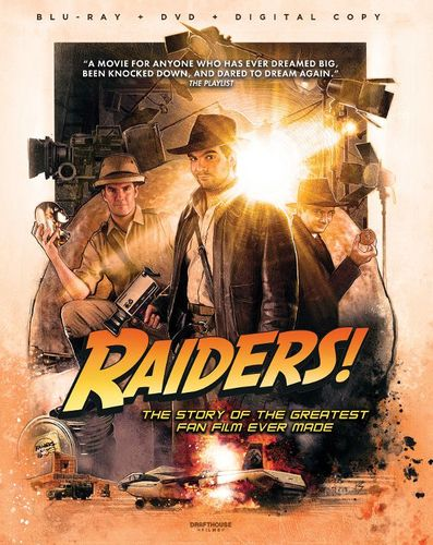 Raiders!: The Story of the Greatest Fan Film Ever Made [Blu-ray/DVD] [2 Discs] [2015] 31640202