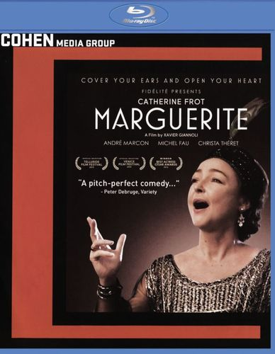 Marguerite [Blu-ray] [2015] 31647831