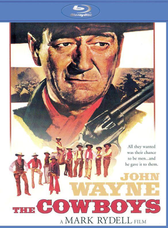 The Cowboys [Blu-ray] [1972] 3165228