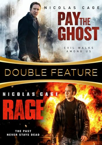 Rage/Pay the Ghost [DVD] 31655145