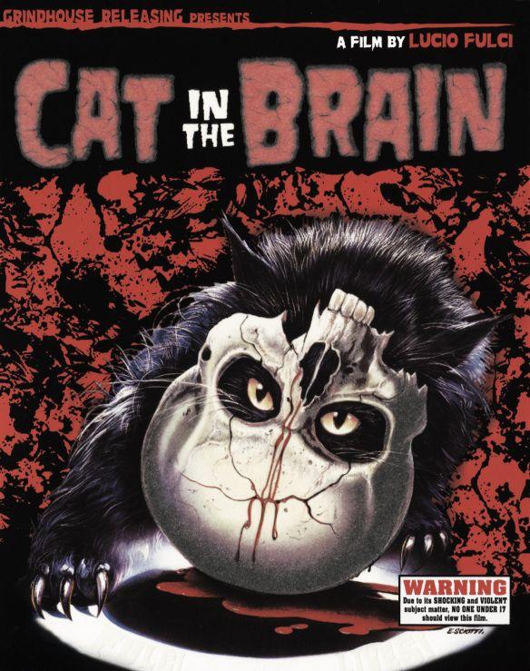 A Cat in the Brain [CD/Blu-ray] [Blu-ray] [1990] 31676327