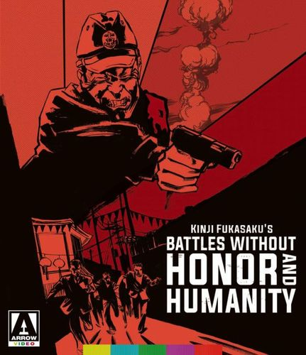 Battles Without Honor and Humanity [Blu-ray/DVD] [Blu-ray] [1973] 31690168