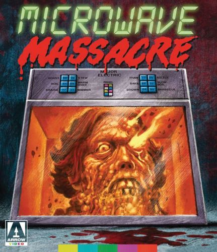 Microwave Massacre [Blu-ray/DVD] [2 Discs] [1983] 31701174