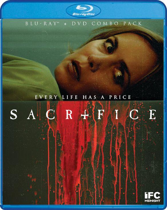 Sacrifice [Blu-ray] [2 Discs] [2016] 31741159