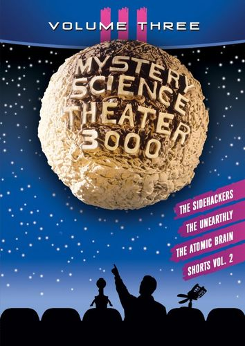 Mystery Science Theater 3000: Volume III [4 Discs] [DVD] 31741177