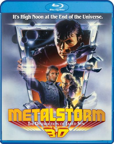Metalstorm: The Destruction of Jared-Syn [Blu-ray] [2 Discs] [1983] 31742176