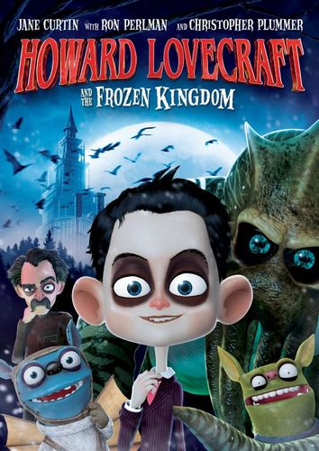 Howard Lovecraft and the Frozen Kingdom [DVD] [2016] 31742185
