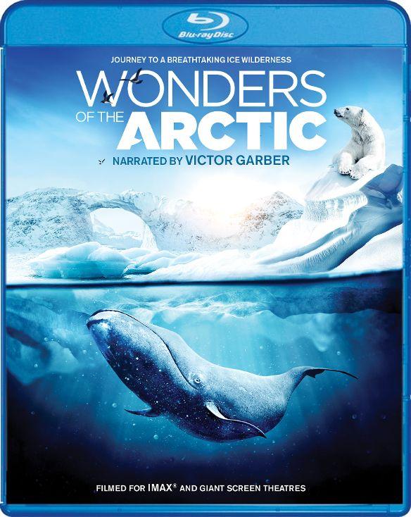 IMAX: Wonders of the Arctic [Blu-ray] [2014] 31742263