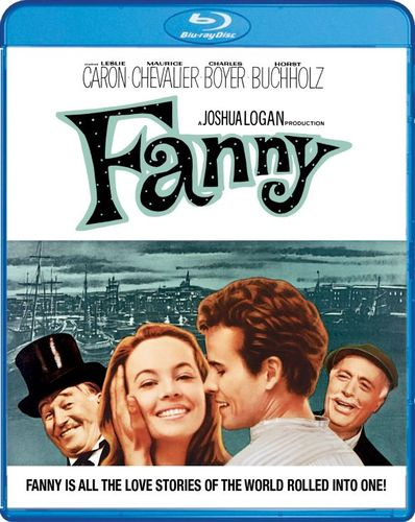 Fanny [Blu-ray] [1961] 31742331