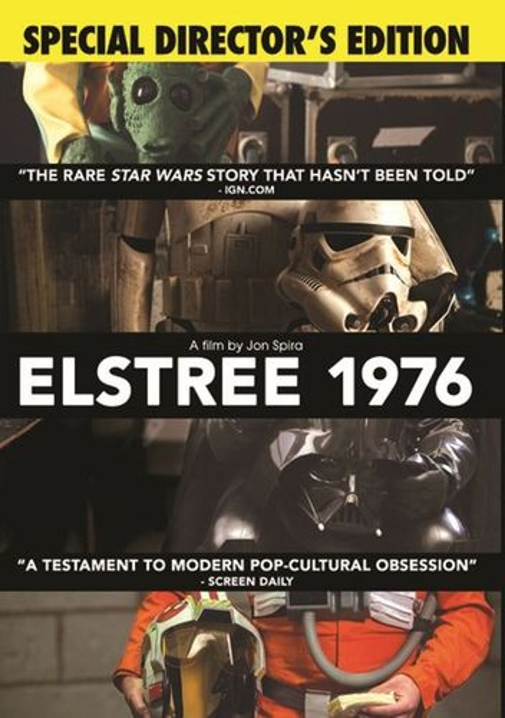 Elstree 1976 [Special Director's Edition] [DVD] [2015] 31771148
