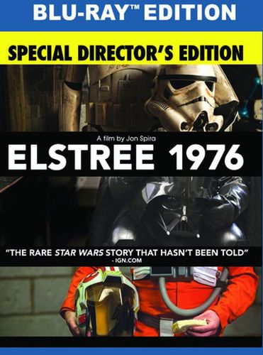 Elstree 1976 [Special Director's Edition] [Blu-ray] [2015] 31771157