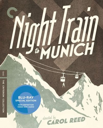 Night Train to Munich [Criterion Collection] [Blu-ray] [1940] 31772384
