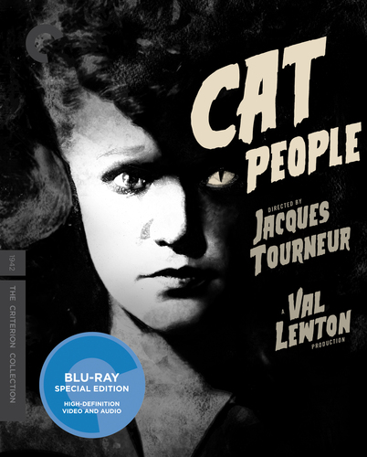 Cat People [Criterion Collection] [Blu-ray] [1942] 31772417