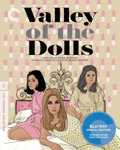 Valley of the Dolls [Criterion Collection] [Blu-ray] [1967] 31772851