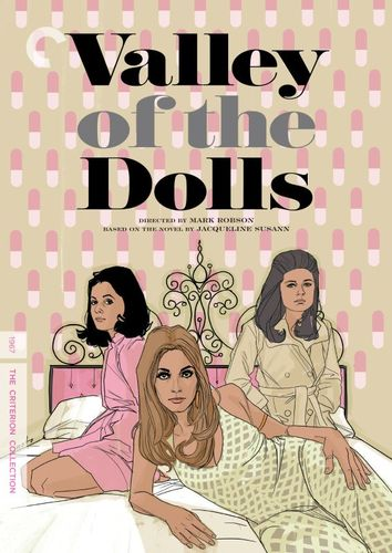 Valley of the Dolls [Criterion Collection] [2 Discs] [DVD] [1967] 31772879