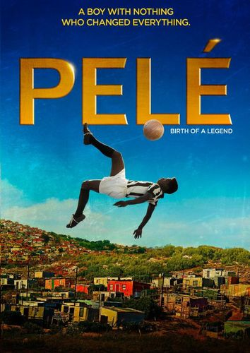 Pelé: Birth of a Legend [DVD] [2016] 31777188