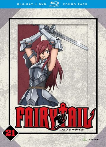 Fairy Tail: Part 21 [Blu-ray/DVD] [4 Discs] 31777638