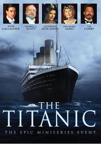 The Titanic: The Epic Miniseries Event [DVD] [1996] 31782207