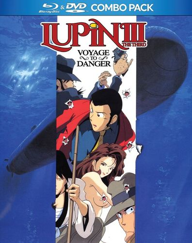 Lupin the 3rd: Voyage to Danger [Blu-ray/DVD] [2 Discs] [1993] 31796294