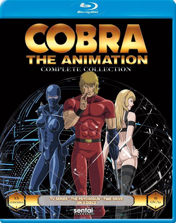 Cobra: The Animation [Blu-ray] [3 Discs] 31807104
