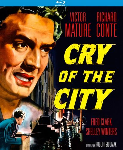 Cry of the City [Blu-ray] [1948] 31822393
