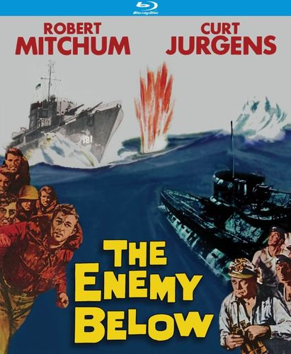 The Enemy Below [Blu-ray] [1957] 31822408