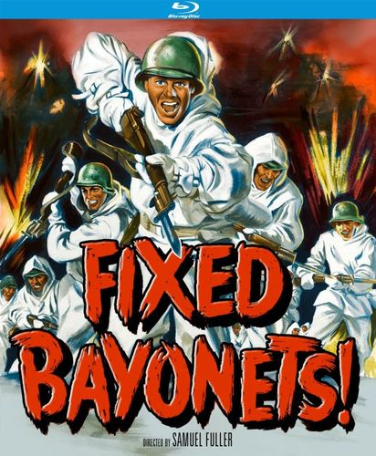 Fixed Bayonets [Blu-ray] [1951] 31822417
