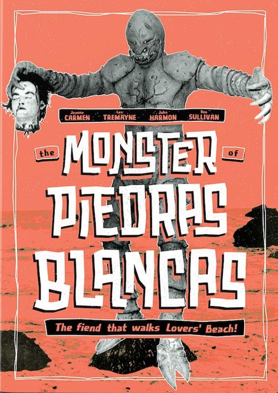 The Monster of Piedras Blancas [DVD] [1958] 31823434