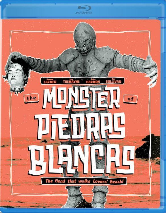 The Monster of Piedras Blancas [Blu-ray] [1958] 31823443