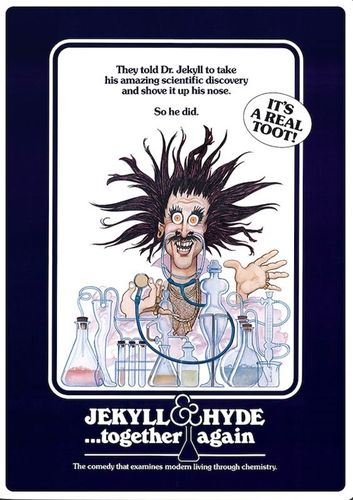 Jekyll and Hyde. Together Again [DVD] [1982] 31823452