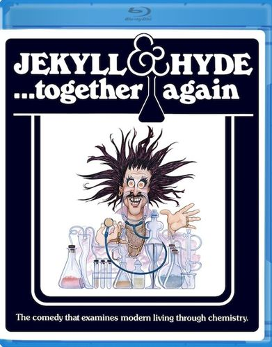 Jekyll and Hyde. Together Again [Blu-ray] [1982] 31823461