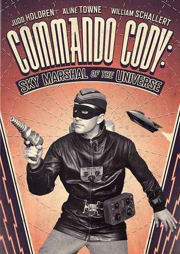 Commando Cody: Sky Marshal of the Universe [DVD] 31823505
