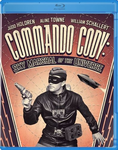 Commando Cody: Sky Marshal of the Universe [Blu-ray] 31823514