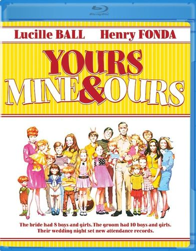Yours, Mine and Ours [Blu-ray] [1968] 31823587