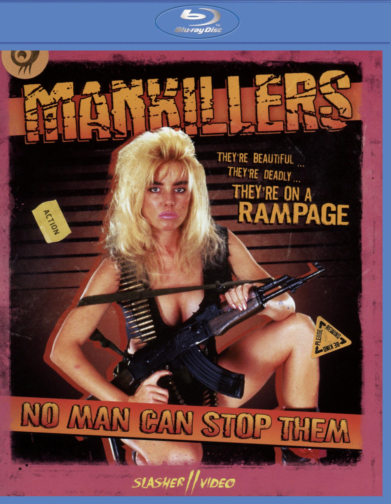 Mankillers [Blu-ray] [1987] 31823605