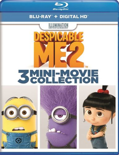 Despicable Me 2: 3 Mini-Movie Collection [Includes Digital Copy] [UltraViolet] [Blu-ray] 31824205