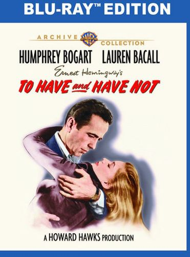 To Have and Have Not [Blu-ray] [1944] 31847221