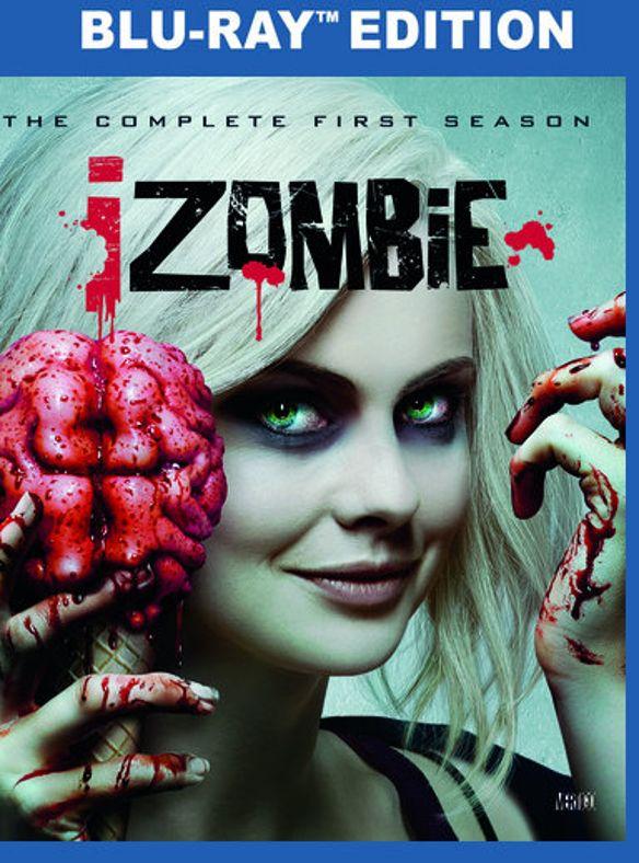 iZombie: The Complete First Season [Blu-ray] [3 Discs] 31847404