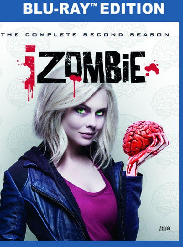 iZombie: The Complete Second Season [Blu-ray] [4 Discs] 31847413