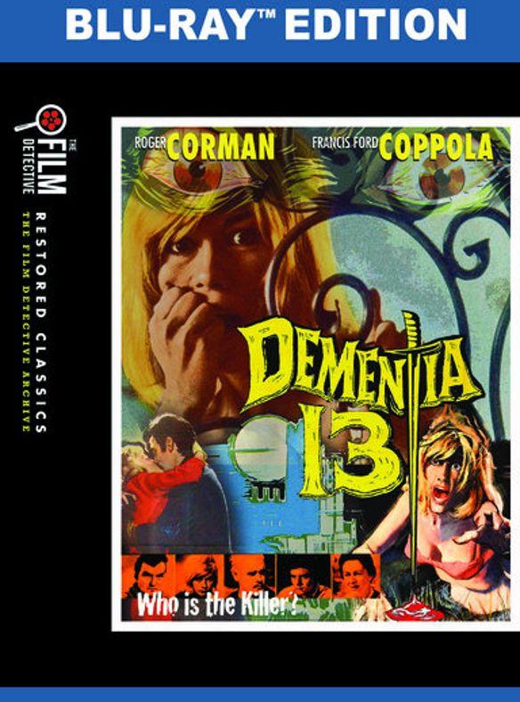 Dementia 13 [The Film Detective Restored Version] [Blu-ray] [1963] 31878264