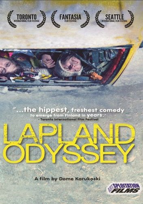 Lapland Odyssey [DVD] [2010] 31881078