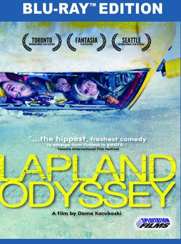 Lapland Odyssey [Blu-ray] [2010] 31881096