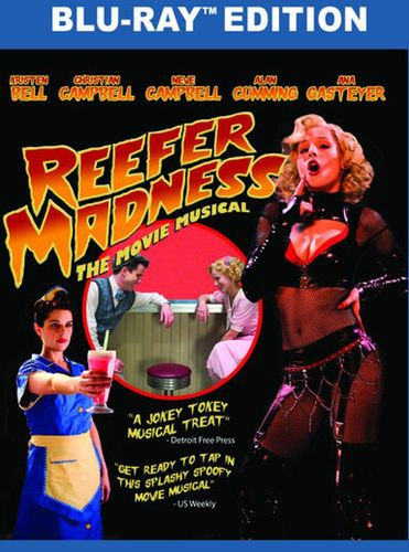 Reefer Madness: The Movie Musical [Blu-ray] [2004] 31881339
