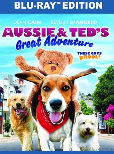 Aussie and Ted's Great Adventure [Blu-ray] [2009] 31881579