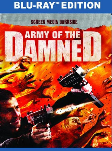 Army of the Damned [Blu-ray] [2014] 31881588