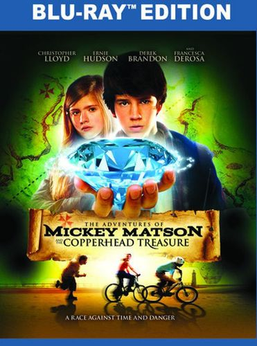 The Adventures of Mickey Matson and the Copperhead Treasure [Blu-ray] [2012] 31881606