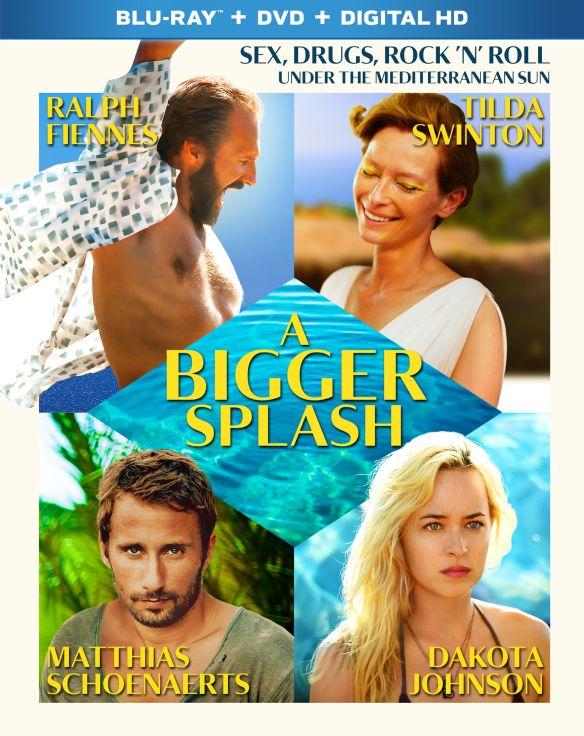 A Bigger Splash [Blu-ray/DVD] [2 Discs] [2015] 31889377